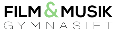 Film & Musikgymnasiet Retina Logo