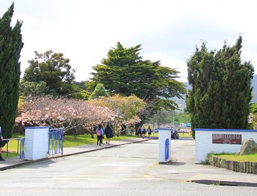 Kapiti College – vår systerskola på Nya Zeeland