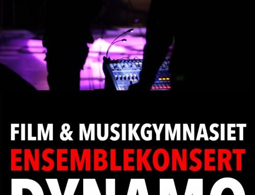 Ensemblekonsert på Dynamo