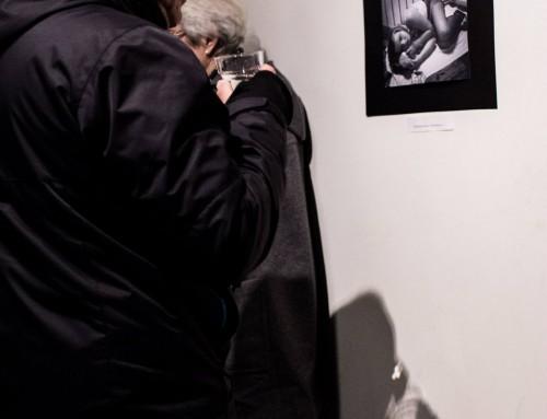 Kultursidan skriver om fotovernissagen