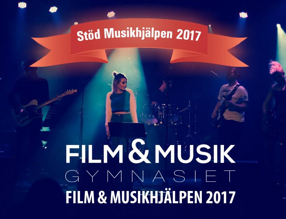 Film & Musikhjälpen 2017