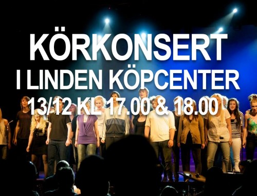 Körkonsert i City