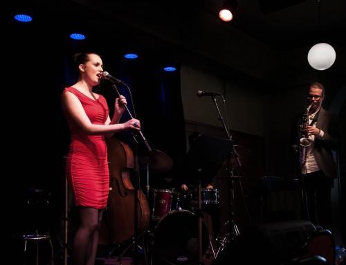 Jazzkonsert på Crescendo 22/4  16.00