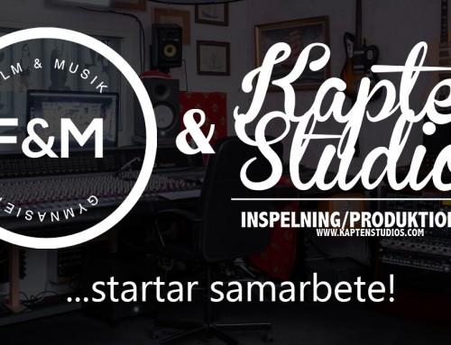 Kapten Studios + FMG = Sant