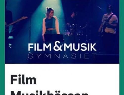 Film & Musikbössan 2018