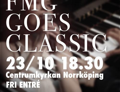 FMG goes classic 23/10 18.30