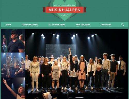 FMGhjälpen – Musikhjälpen 2019