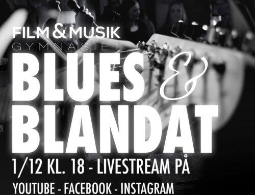 Livesänt Blues & Blandat Ht2020
