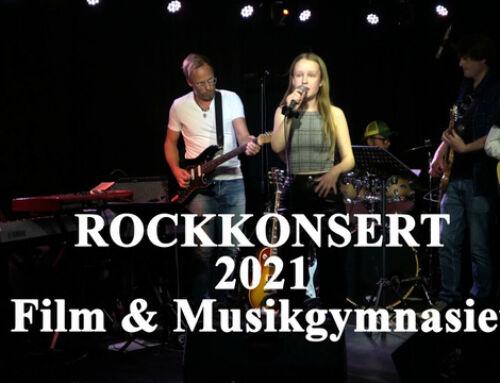 Rockkonsert på Youtube