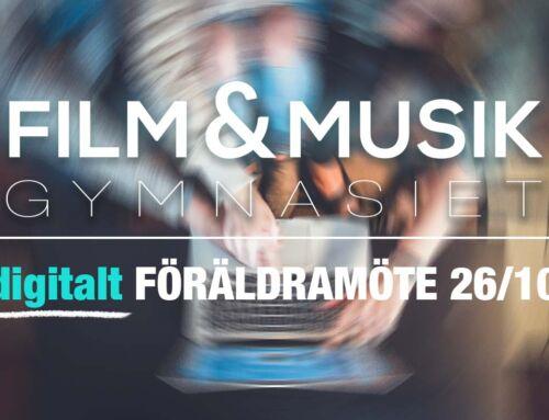 Digitalt föräldramöte 26/10 18.30